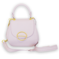 a84515cac44f6 LICA pale blush - vegan bag made of appleskin - apple leather - vegan -  sustainable