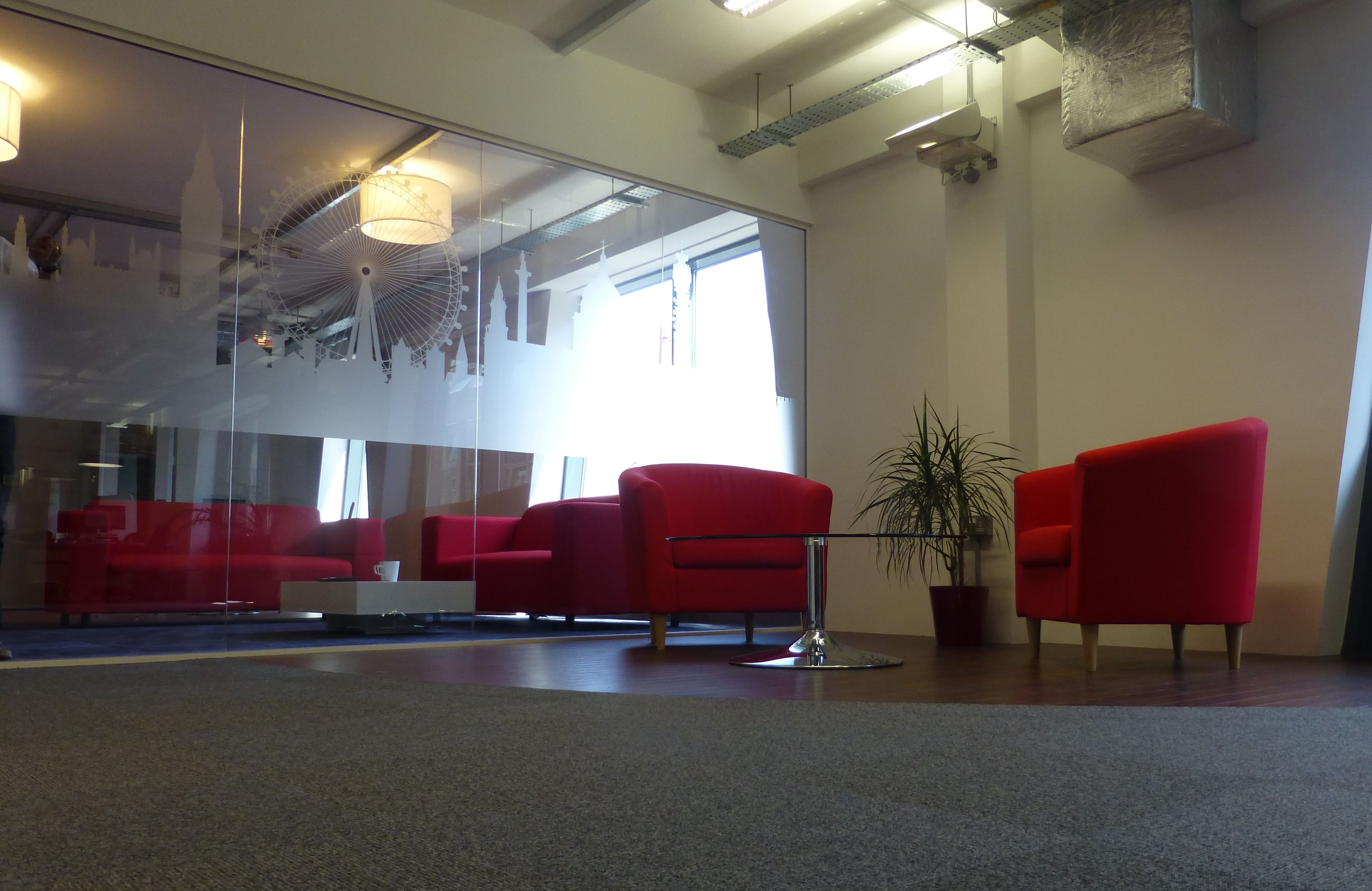 Funky Office Furniture And Gl Manifestations For A Brighton Fit Out Globetec Solutions