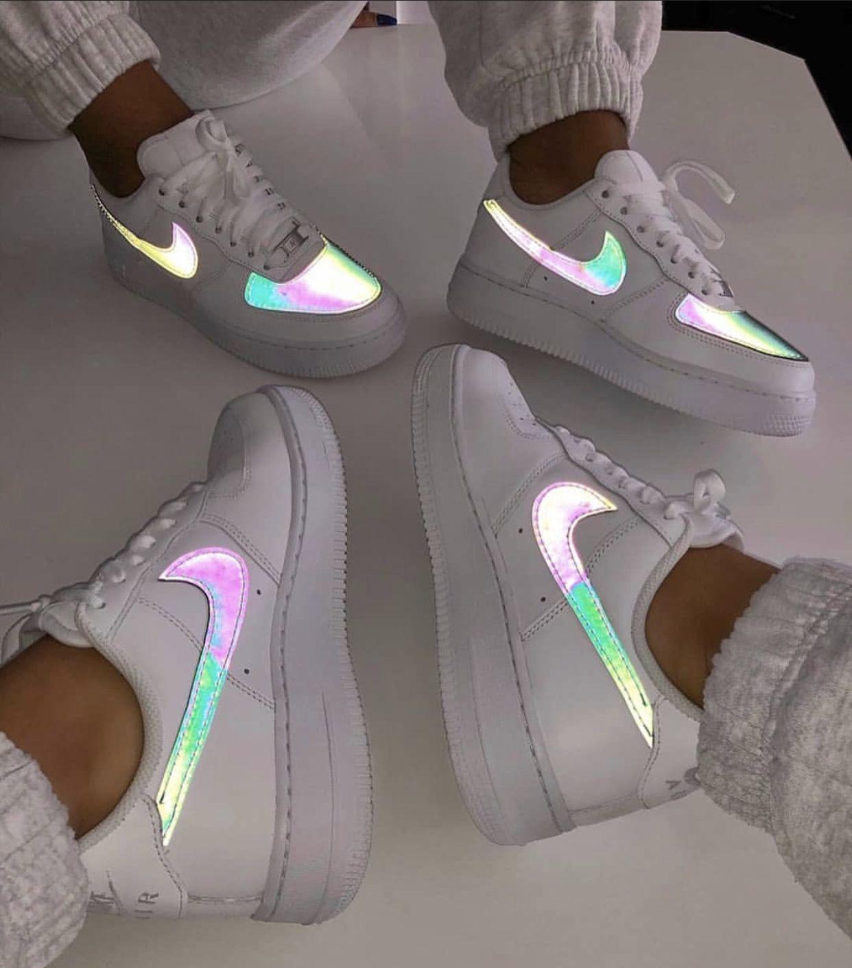 Nike Air Force 1 Reflective, 2020 Nike ayakkabılar