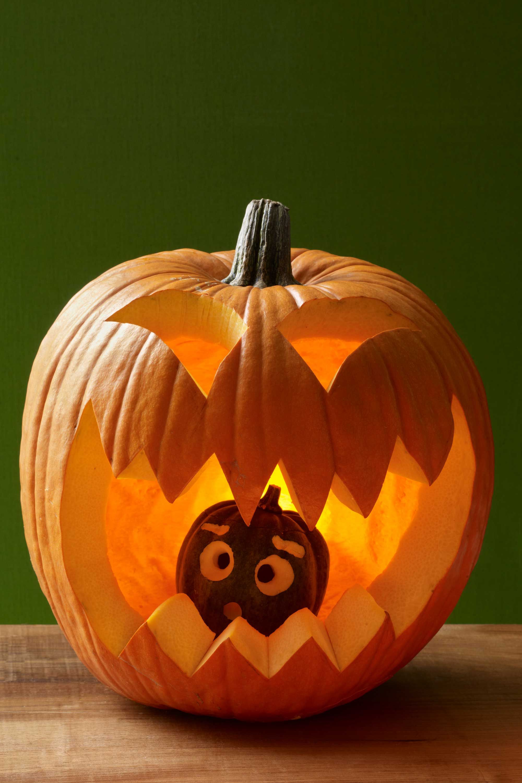 65 Of The Most Creative Pumpkin Carving Ideas Pumpkin