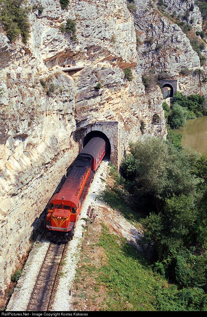 Railpictures Net Photo A501 Ose Hellenic Railways Organization