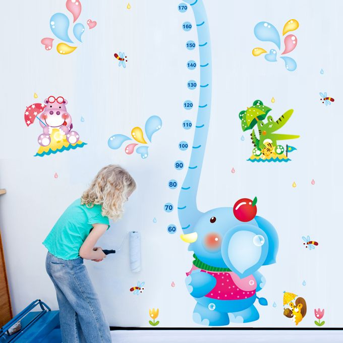 >> Click to Buy << Cartoon Decoration Background Wall Stickers for Kids Rooms  w1-150 #Affiliate