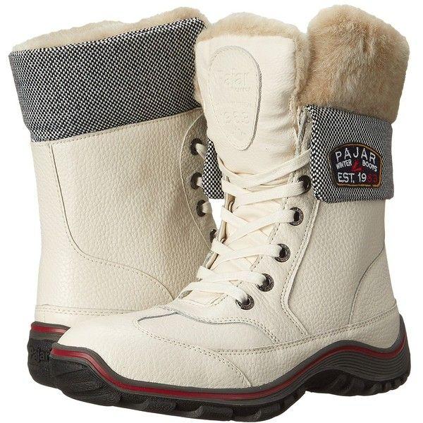 pajar canada alice white women s hiking boots 9 150 rub liked