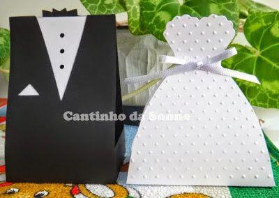 Cantinho da Sonne - cantinhodasonne@hotmail.com: Caixinhas para casamento