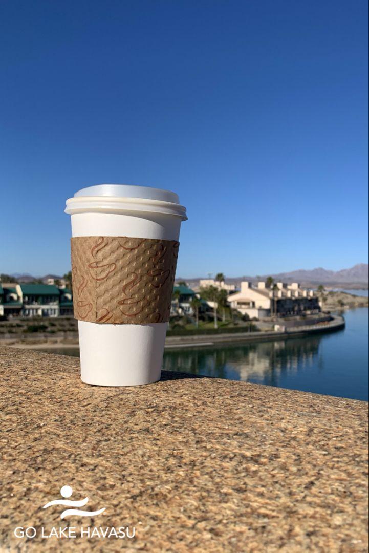 Coffee with a view in 2020 lake havasu havasu city
