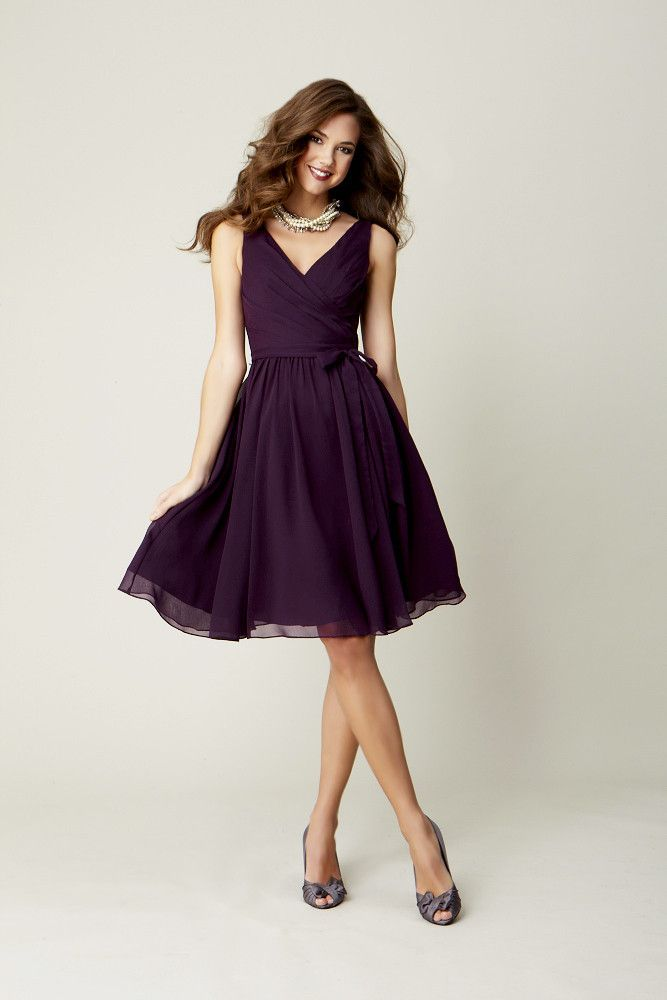 dark purple bridesmaid dresses under 100 | Top 100 Dark purple ...