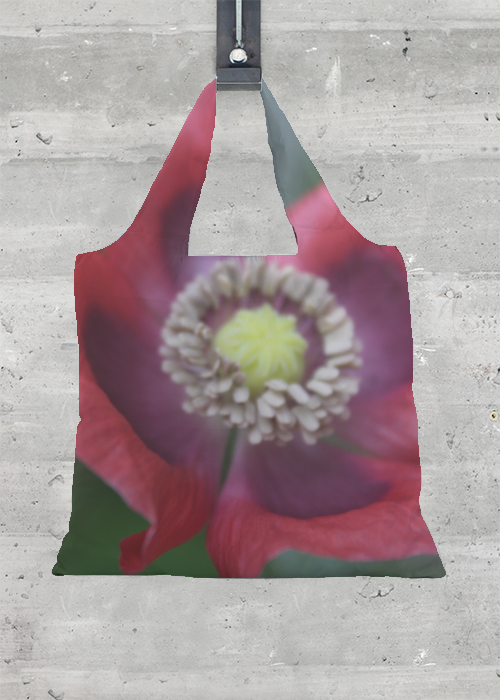 VIDA Tote Bag - Poppy Bag by VIDA uTtQ2
