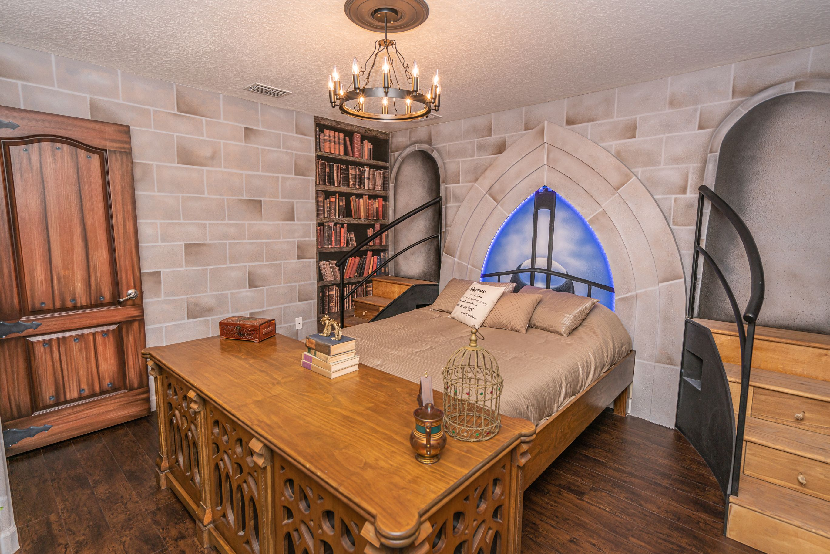 Wizards Way Airbnb In Orlando House Rental Home Bedroom House