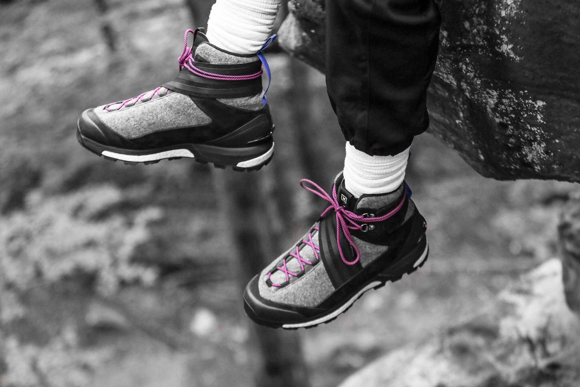 Tolle adidas Consortium Terrex Free Hiker Herren Schuhe