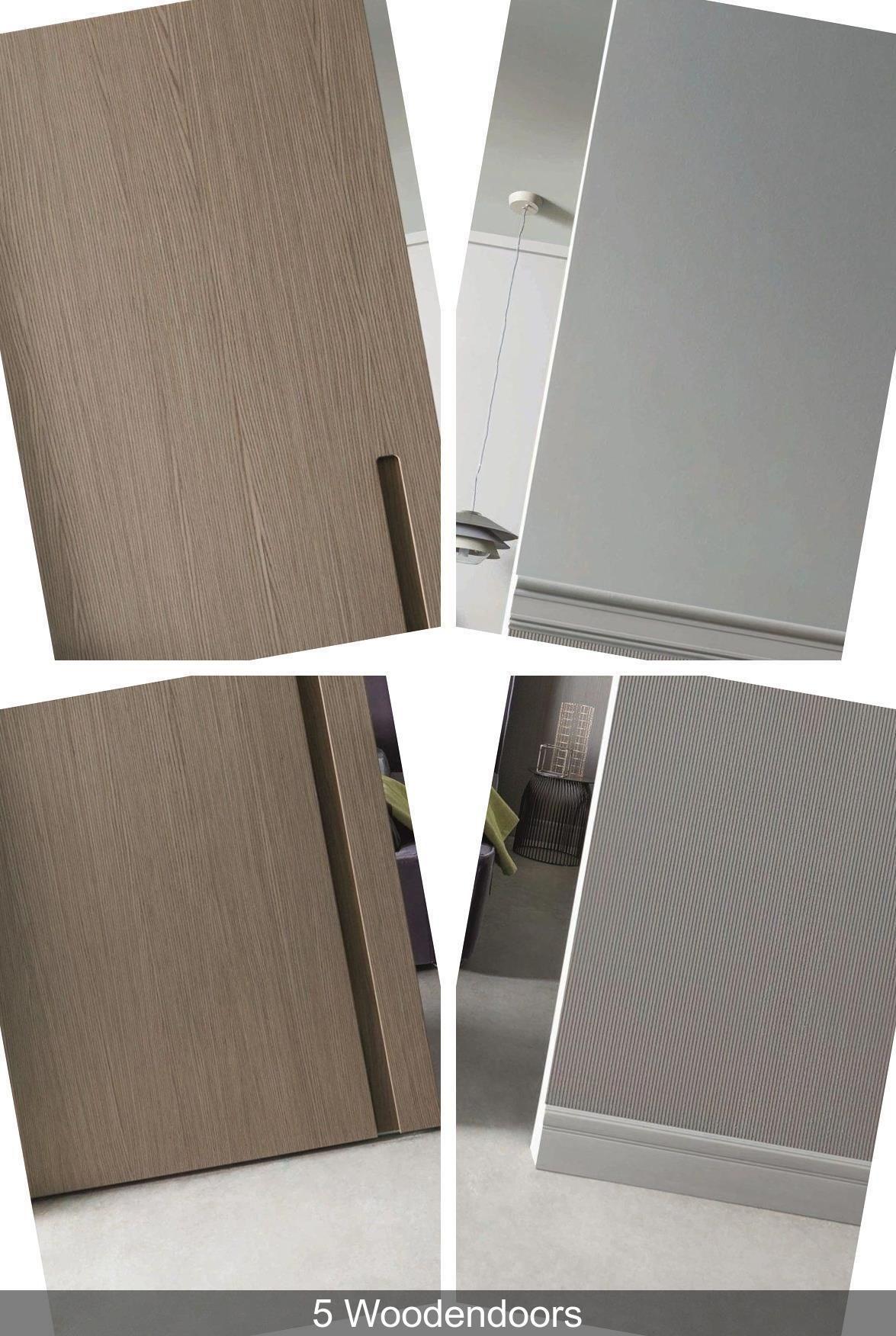 Photo of Glass Panel Interior Door | Screen Door | Outdoor Wooden Door