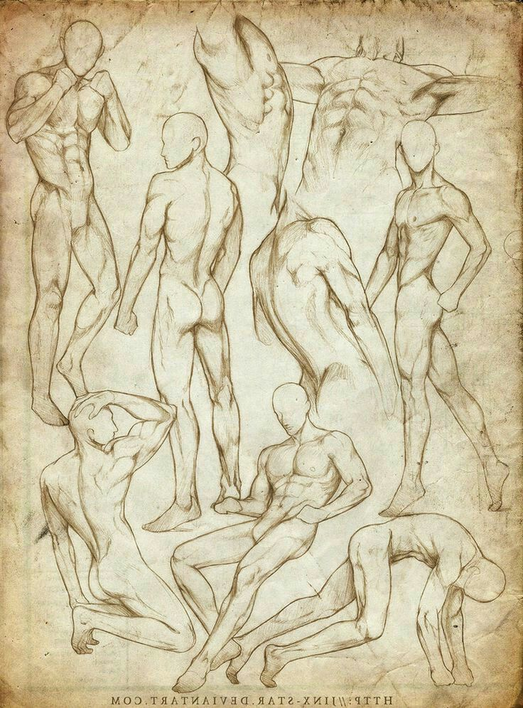 Pin von Jayesh D auf 1 | Pinterest | Zeichnen, Körperteile und ...