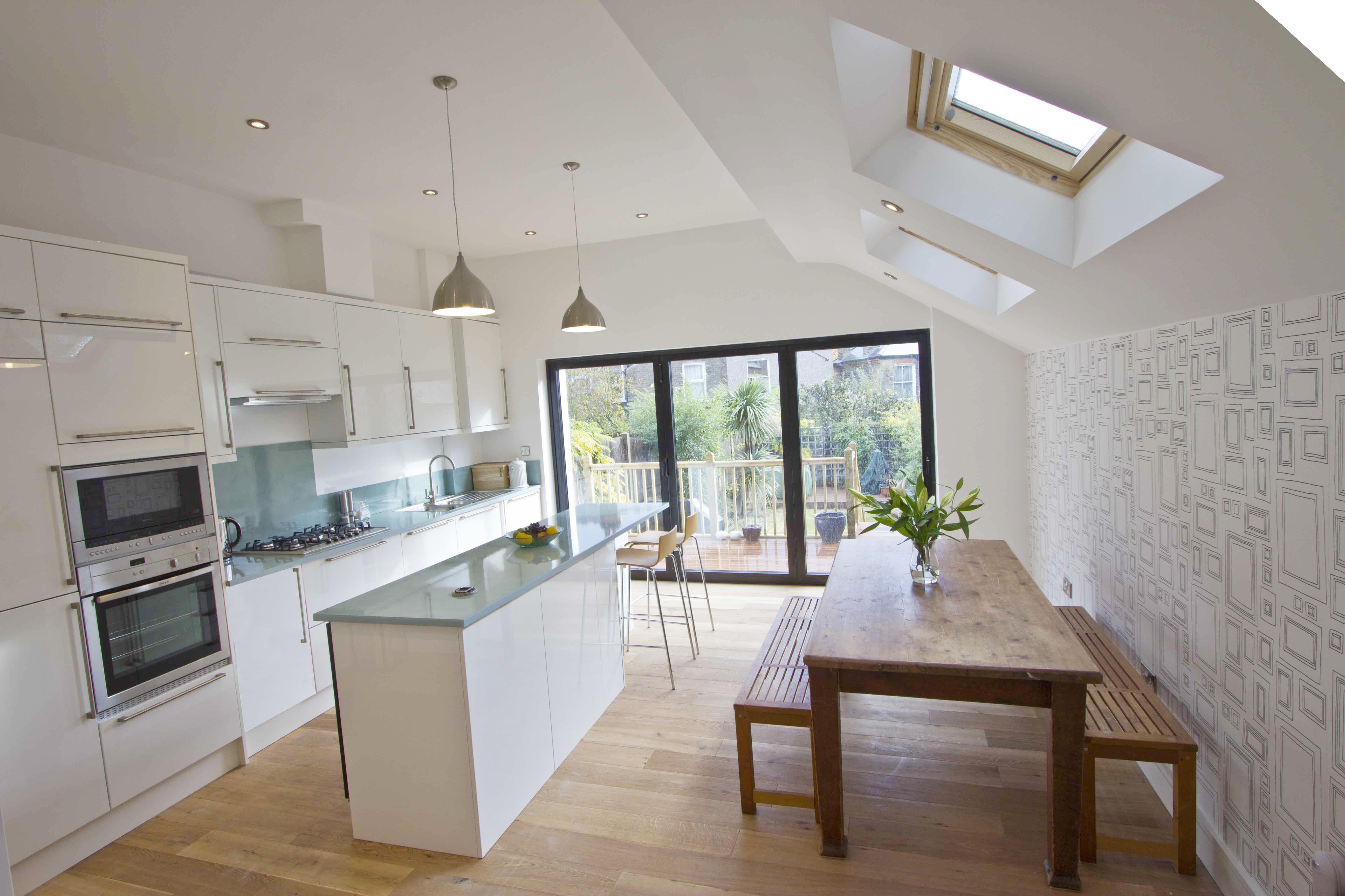 Light Airy Open Plan Kitchen Dining Room Open Plan Kitchen Dining Living Open Plan Kitchen Dining Open Plan Kitchen Living Room