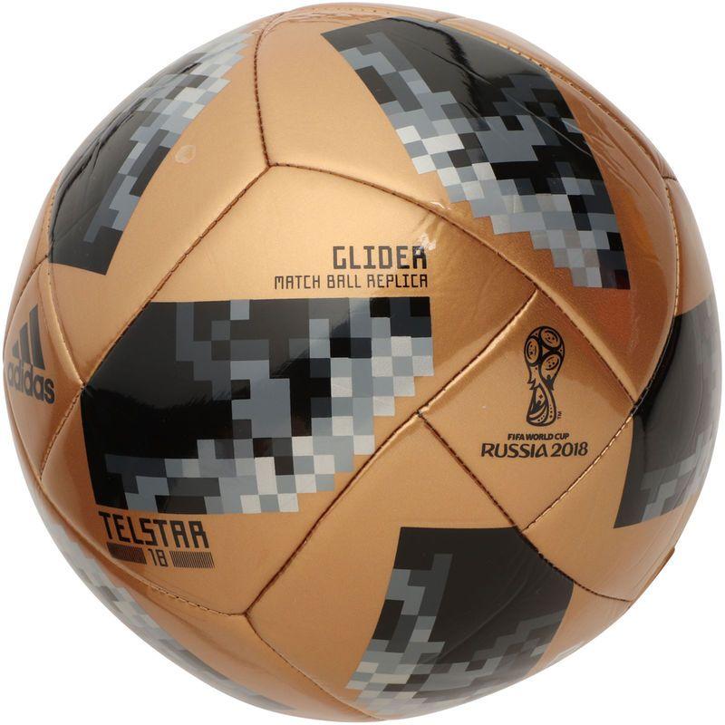 Adidas 2018 Fifa World Cup Glider Soccer Ball Gold Soccer Ball Soccer Gold Adidas