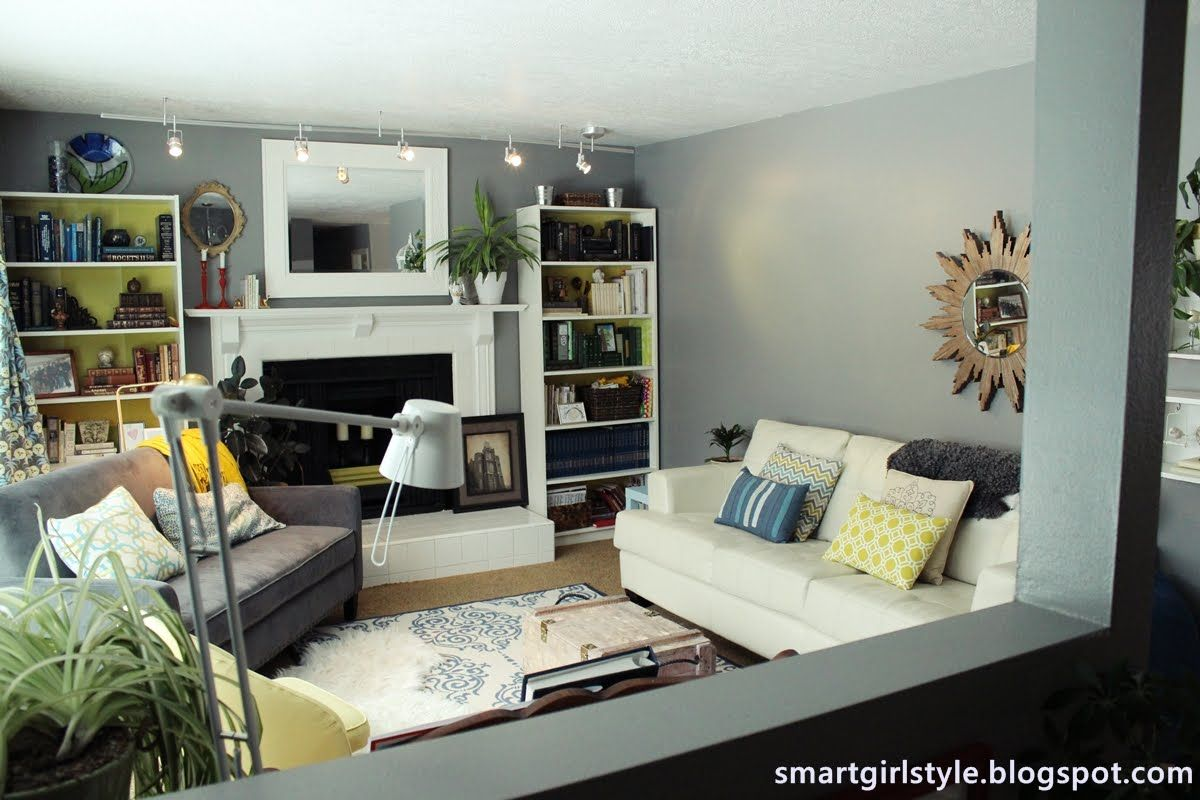 Smartgirlstyle Living Room Makeover  Playhouse  Pinterest Cool Living Room Makeover Design Ideas