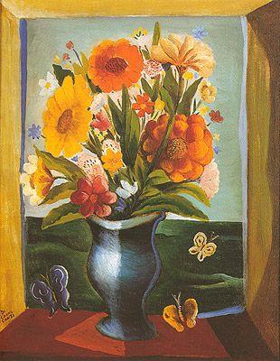 Di Cavalcanti Arte Flor Arte Museu De Arte Moderna