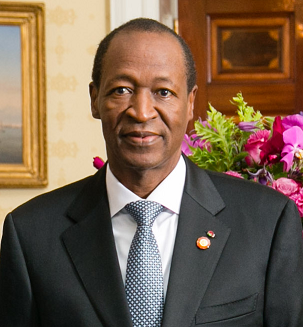 Burkina Faso's Ex-Pres. Blaise Compaore Faces Treason Charges