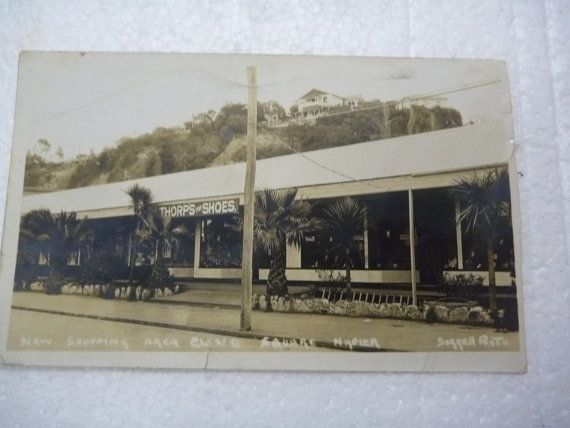 NAPIER New Zealand an excellent social history scene by AMGARCHIVE