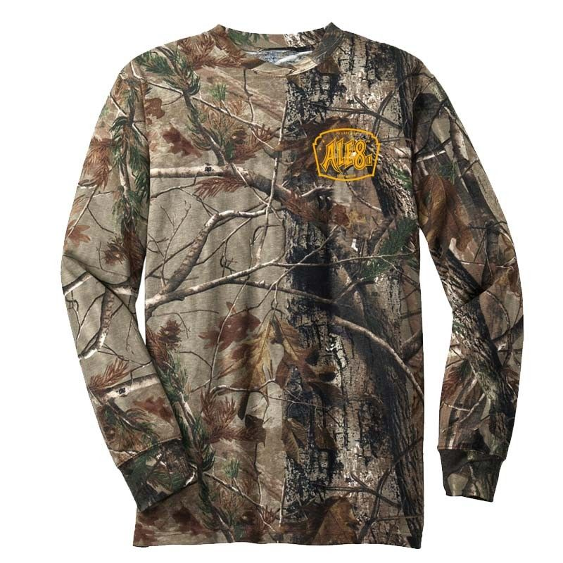 049d651712222 Ale-8-One Long Sleeve Realtree Camouflage Tee in 2019 | Stuff to buy ...
