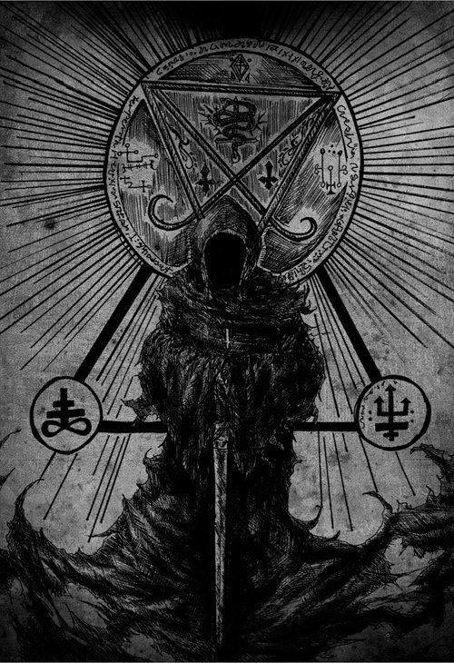 Art satanic Hands Signs: