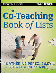 The Co-Teaching Book of Lists
