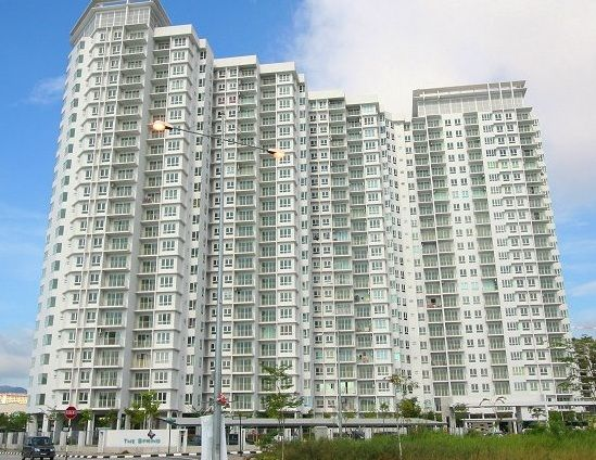 The Spring - - Partly Furnished – Renovated – 1 Car Park – Few Unit In Hand  – Interested Or Viewing Please Contact – – Please Contact Me Should You Intend To [Sell-Rent] Or Purchase Any Property – – SMS/ WhatsApp – Eric Ooi 017-4919122 The Spring condominium located along the Jelutong Expressway that gives a panoramic view of the Penang Bridge. The concept of the project is modern contemporary and emphasizing on its Trop