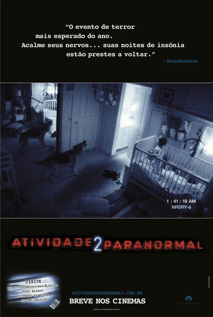 Atividade Paranormal 2 Melhores Filmes De Terror Atividade Paranormal 2 Atividade Paranormal