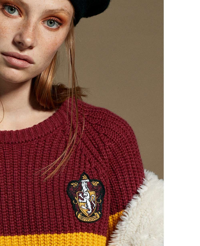 Primark Harry Potter Gryffindor Quidditch jumper or top BNWT all sizes