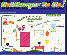 I am so excited about our next engineering project in our STEM related curriculum. We made Rube Goldberg machines!   First, there are some...