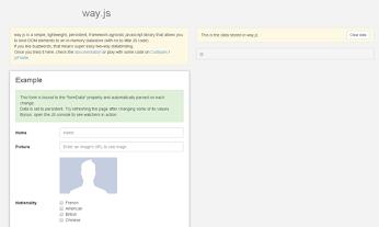 Ways.js javascript