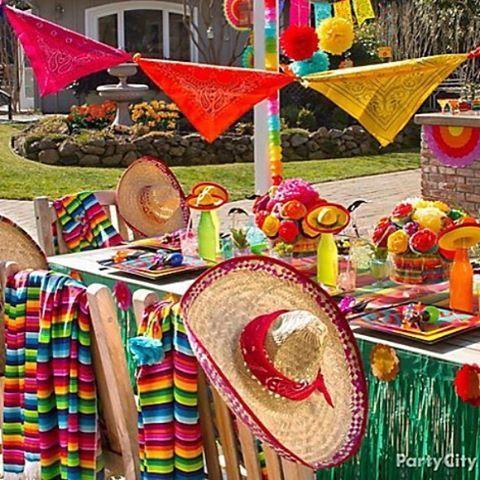 Le meilleur de la déco mexicaine repéré sur Instagram Mexican folk