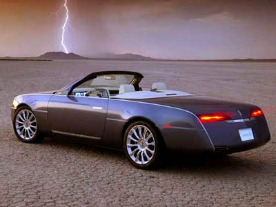 Lincoln Mark X Driving Dreams Concept Cars Pinterest Cars