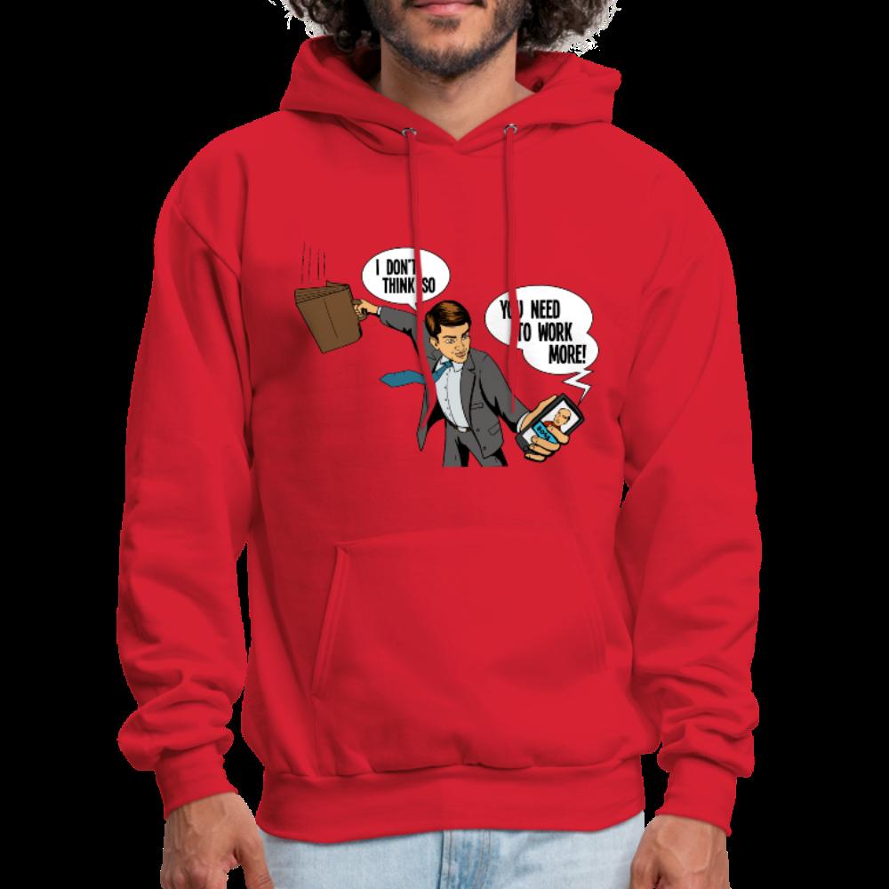 Work Meme Hoodie Hoodies Hooded Sweatshirt Men Work Memes