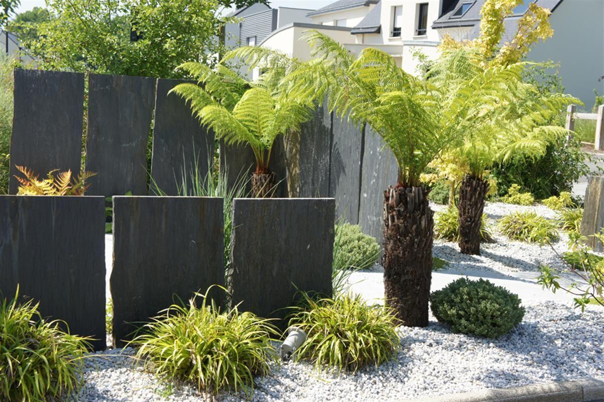 Jardin terrasse Pacé - Réalisations paysagiste Rennes - Paysagiste ...