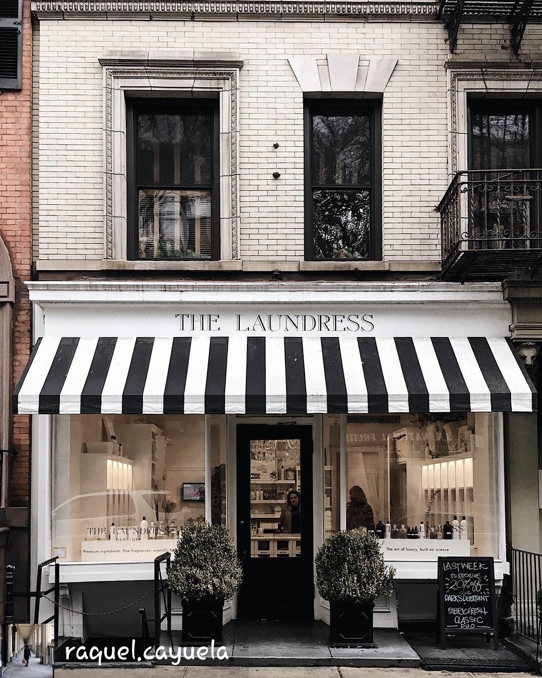 New York City Storefront Design Cafe Exterior Restaurant Design