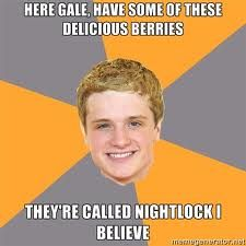 here Gale nightlock