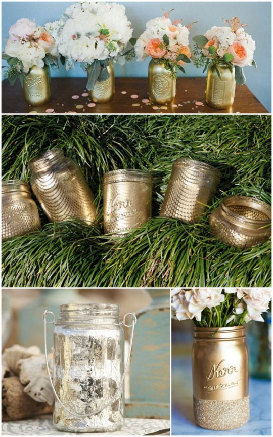 5 nuevas formas de utilizar tarros de cristal |  ohlovelyday.com
