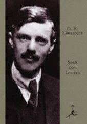 Sons And Lovers By D H Lawrence 9780375753732
