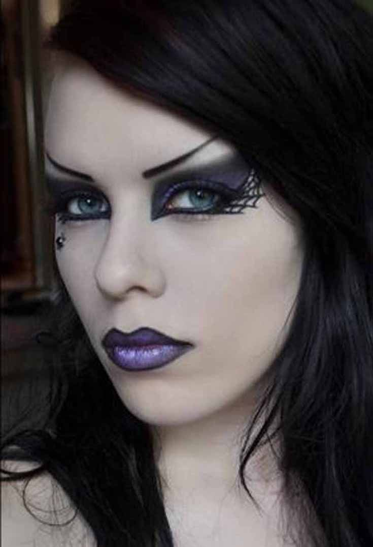 here are the nine Witch Makeup Looks to Rock This Halloween; we have pulled them out from the internet for you.