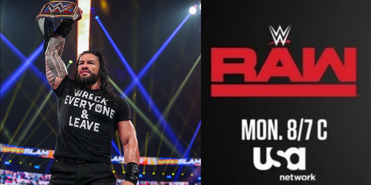 Wwe Rumors Roundup Roman Reigns Wrestlemania 37 Opponent Usa Network Not Happy With Wwe And More Roman Reigns Wrestlemania Roman Reigns Wrestlemania