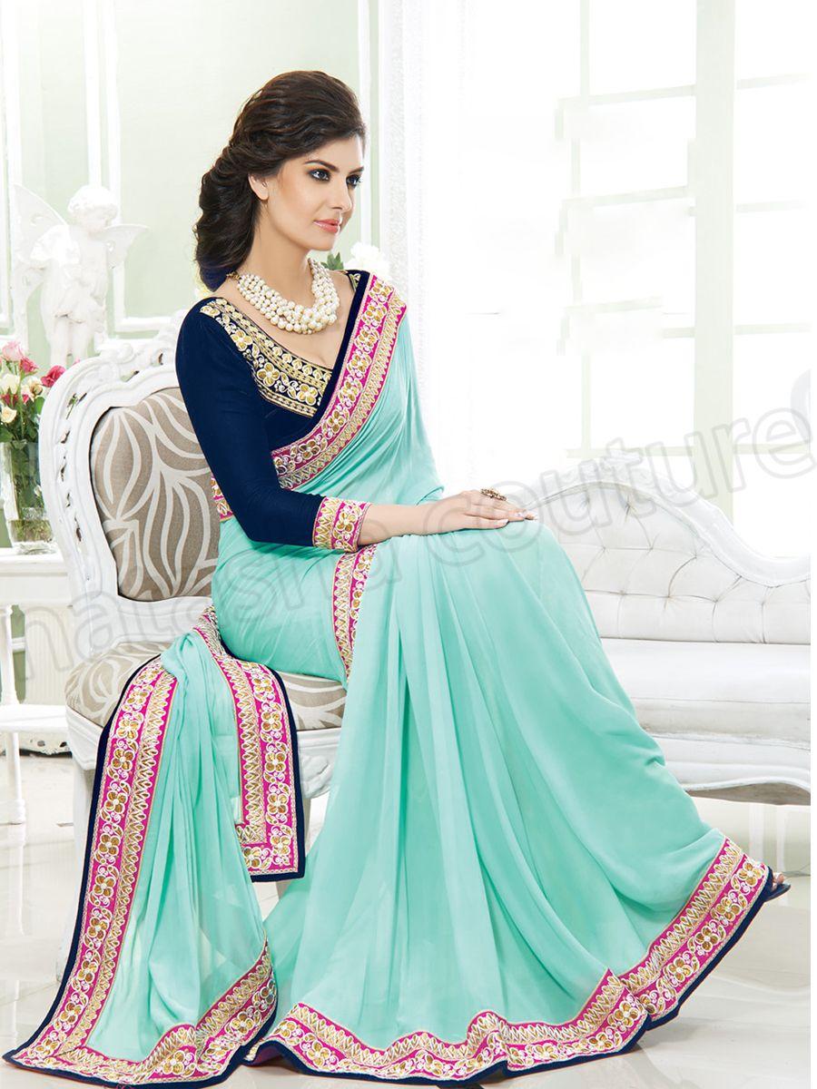 Ž QûeêŃ♥ | ŠáRRÊÊ♥ | Pinterest | Saree, Indian fashion and Saris