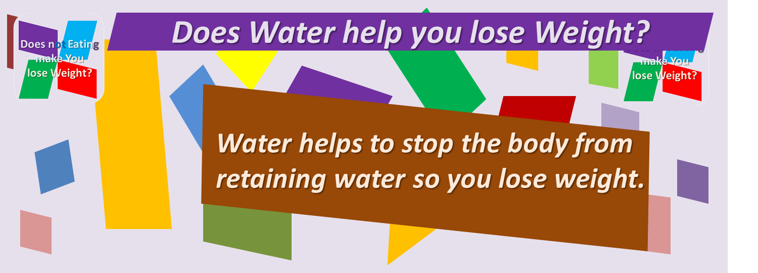 8 best does water help you lose weight? images on pinterest   lost