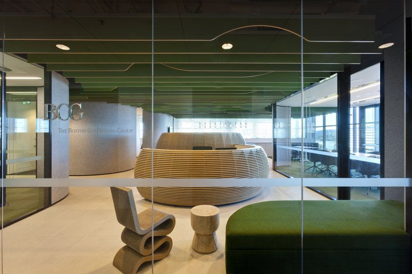 Boston Consulting Group BCG By CarrDesignGroup Gallery