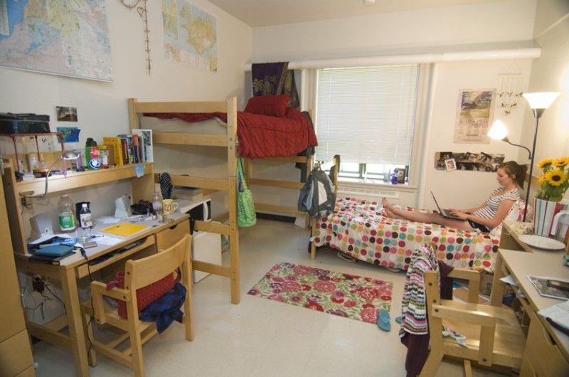 university of puget sound dorms