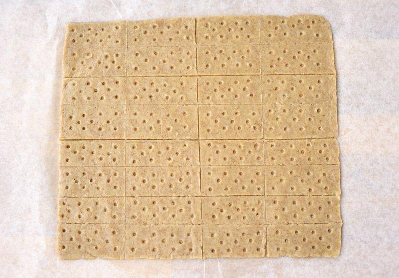 Graham Crackers  Puoi trovare la ricetta qui http://ilmangiasentenze.it/?p=274