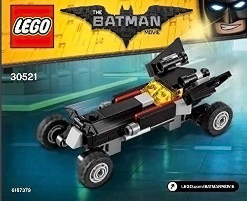 Lego The Lego Batman Movie The Mini Batmobile 30521 Bagged