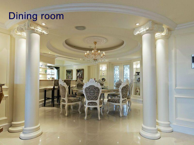 Resultado de imagen para dise os de columnas para - Columnas decorativas interiores ...