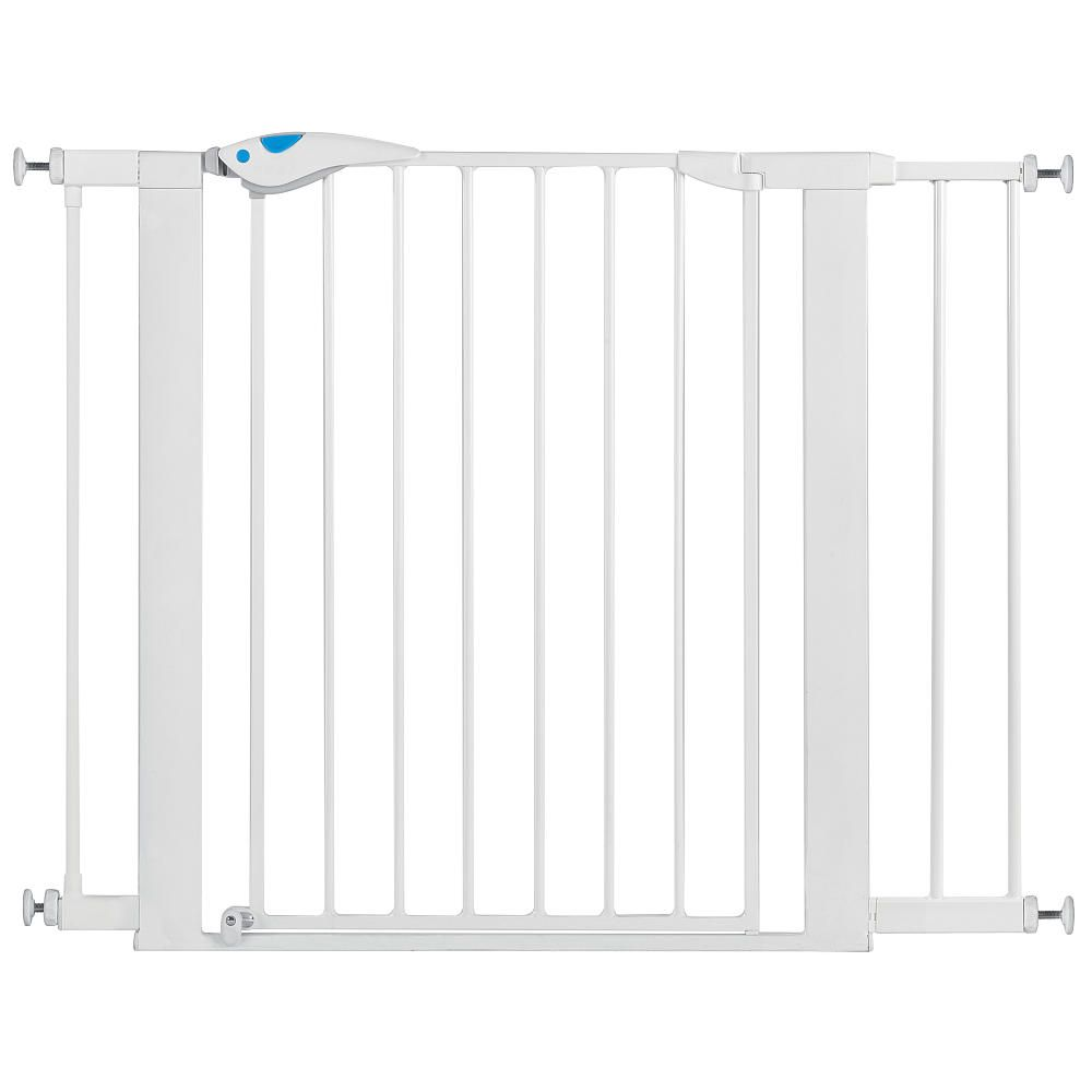 Munchkin Protect Click Lock Metal Safety Baby Gate With Tripguard
