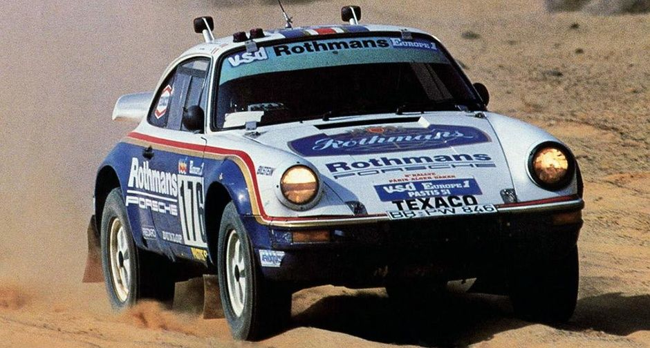 Dirty secrets: The most unusual rally cars | Classic Driver Magazine