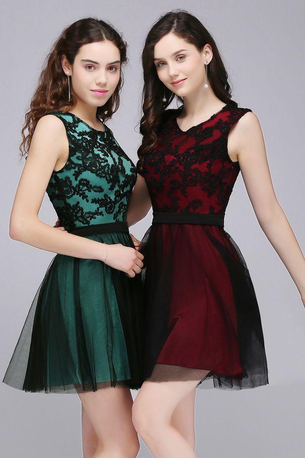 540eb866088 Ever-Pretty Sleeveless Lace Long Bridesmaid Dresses Mesh Evening Dresses  07545 Lace Long