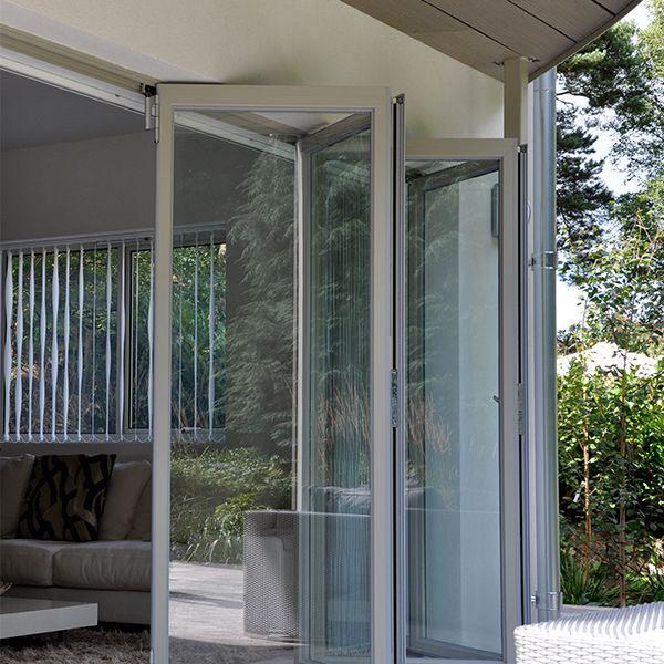 Sunfold bi-folding doors & Sunfold bi-folding doors | Aspect Windows Projects | Pinterest | Bi ...